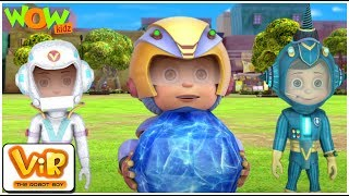 Power Of Seven Planets - Vir : The Robot Boy WITH ENGLISH, SPANISH & FRENCH SUBTITLES