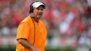 Jeremy Pruitt talks Tennessee football