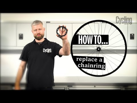 How to replace a chainring | Cycling Weekly