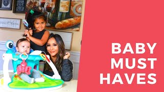SNOOKI'S BABY MUST HAVES