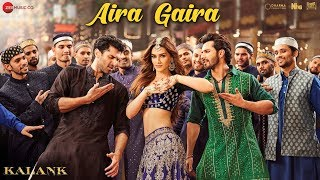 Aira Gaira - Kalank | Aditya | Varun | Kriti | Pritam | Amitabh | Abhishek