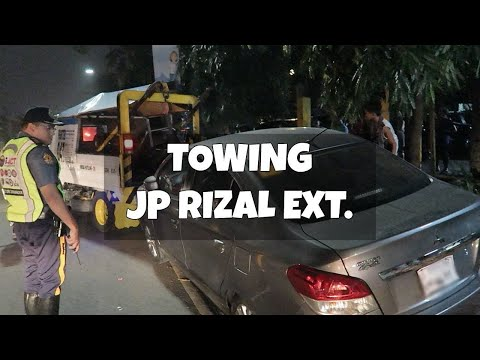 Makati JP Rizal Towing