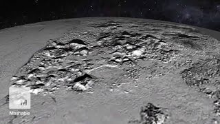 NASA releases mind-blowing flyover of Pluto   Mashable
