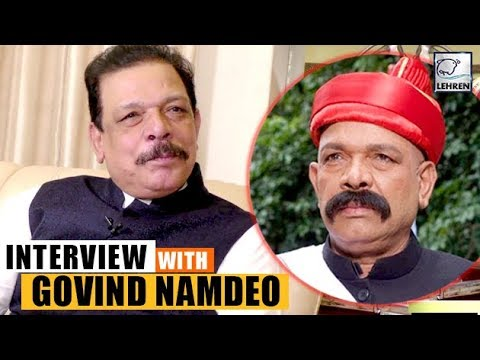 Govind Namdeo's Rare And Exclusive Interview