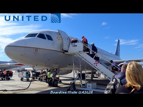 FLIGHT REVIEW | United airlines A320 flight from Cabo to Houston (economy)