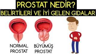 Prostat Nedir?  Belirtileri Ve Tedavi Eden Gıdalar