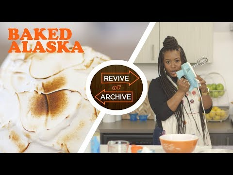 What, NO ICE CREAM??! Episode 5: Baked Alaska | Allrecipes: Revive or Archive | Allrecipes.com