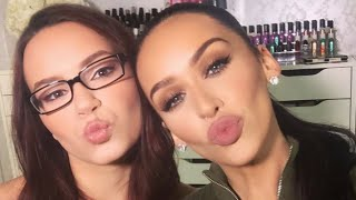 Makeup For GLASSES! +10 TIPS to Make It Last!