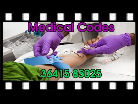 CPT Coding Guidelines | CPT Codes 36415 85025