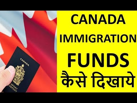How to Show Proof of Funds for Canada Immigration