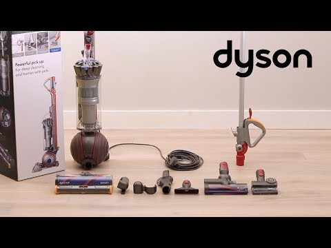 Dyson Ball™ Animal 2 upright vacuums - Getting started (UK)