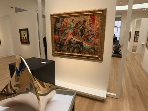 Sotheby's Taubman Collection Valued at $500M