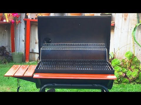 How to Cure a BBQ Grill