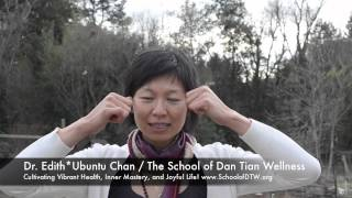 Acupressure Self-care for Healthy Eyes and Sinuses