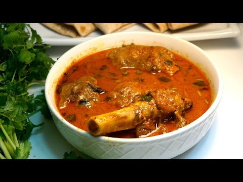 Mutton Paya Curry  - All Recipes hub