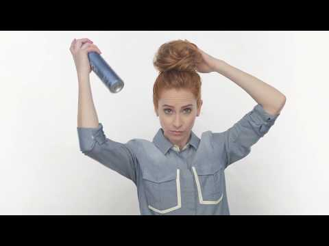 How-To Video: Minute Top Knot