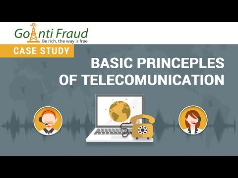 Basic Principles of VoIP Telecommunications. GoAntiFraud for Running Your GSM Termination Business