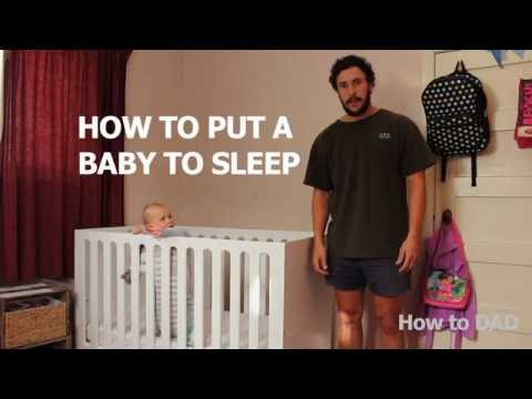 HOW TO PUT A BABY TO SLEEP