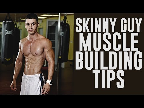 How Skinny Guys Can Build Muscle [3 Techniques]