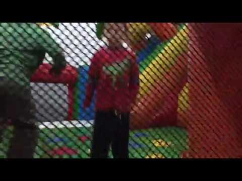 Fun at jumpzone!