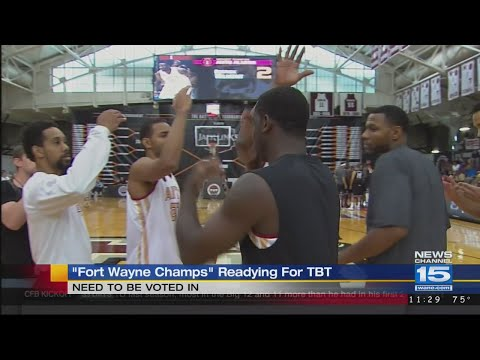 Fort Wayne Champs trying to qualify for TBT