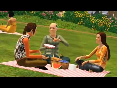 The Sims 3 Short Intro - Meet the Sunset Valley Residents