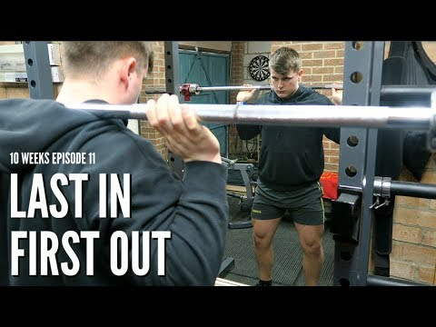 LAST IN FIRST OUT - Home Gym Chest Workout
