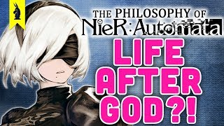 Most Philosophical Game Ever? – The Philosophy of NieR: Automata – Wisecrack Edition