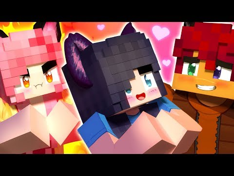 Ice Cold Kiss  - Minecraft Murder Mystery Roleplay