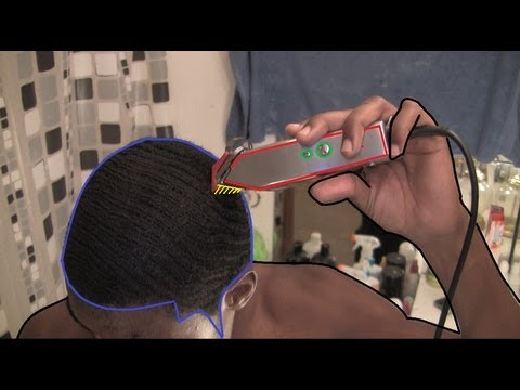 How to Cut Your Own Hair for Beginners - 360 Waves Edition (Before & After)