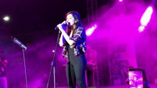 Shirley Setia Concert at Manipal University Jaipur