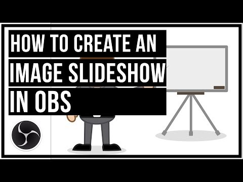 OBS Tutorial: How To Create An Image Slideshow In OBS