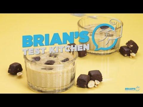 Peanut Butter Bread Pudding   Brian's Test Kitchen