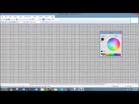 How to make a Gif using paint.net/paint