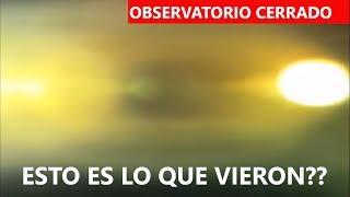 Astrónomo Capta Objeto en el Sol ¿Es por esto que cerraron el observatorio solar?