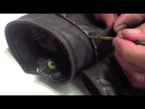 Leather Jacket Scuffing and Chaffing Resolution