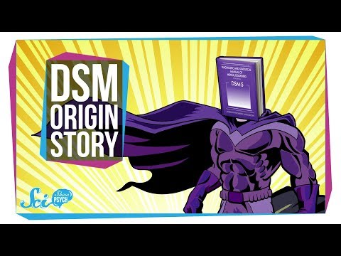 We Were Super Wrong About Mental Illness: The DSM's Origin Story