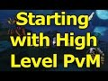 Getting Started W High Level PvM