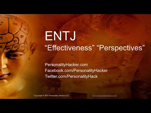 ENTJ Personality: Mind Wiring For Personal Growth