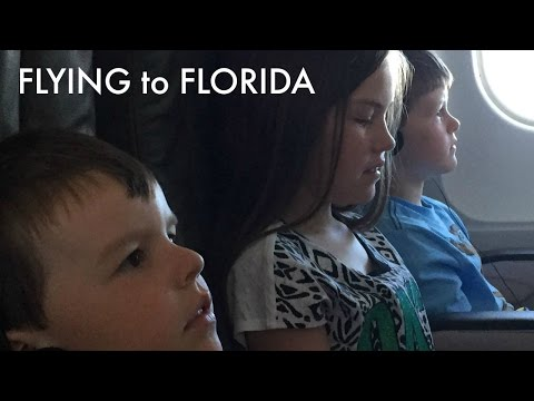 LEGOLAND AND UNIVERSAL STUDIOS! FLYING TO FLORIDA!