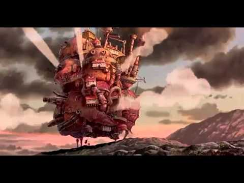 Sharing - Howl's Moving Castle
