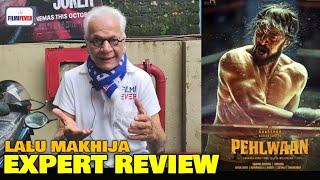 Pehlwaan Movie EXPERT REVIEW by Lalu Makhija | Kichcha Sudeep, Suniel Shetty | Pailwaan Review