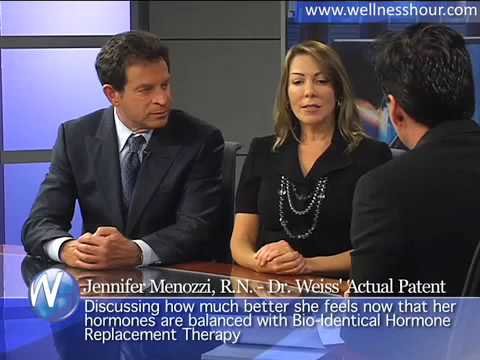 Hormone Replacement Therapy, HRT, with Dr. George Weiss Anti-Aging Medicine
