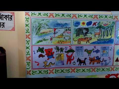 Model Primary School Dhonbari