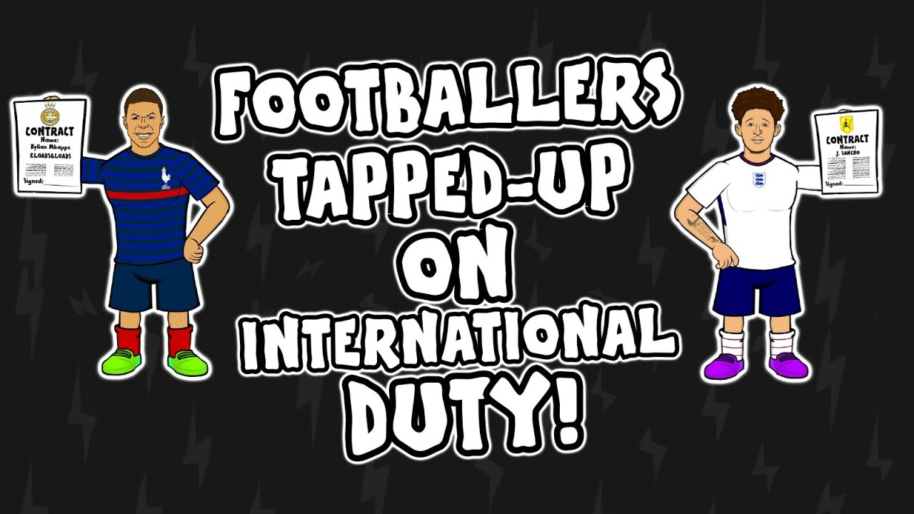 Haaland, Mbappe and Messi TAPPED-UP on International duty!