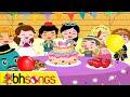 Happy Birthday Song Lyrics Vocal Fairytale Style Nursery Rhy