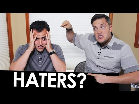 How To Deal With Haters And Negative Comments