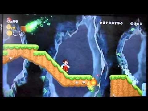 Reggie Level: New Super Mario Bros. Wii Custom Level