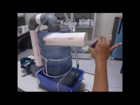 Alat Penyaring Asap Inovasi PIAT UGM