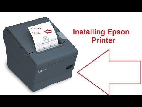 EPSON Advanced Printer Driver 4 installation